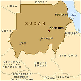 About Sudan